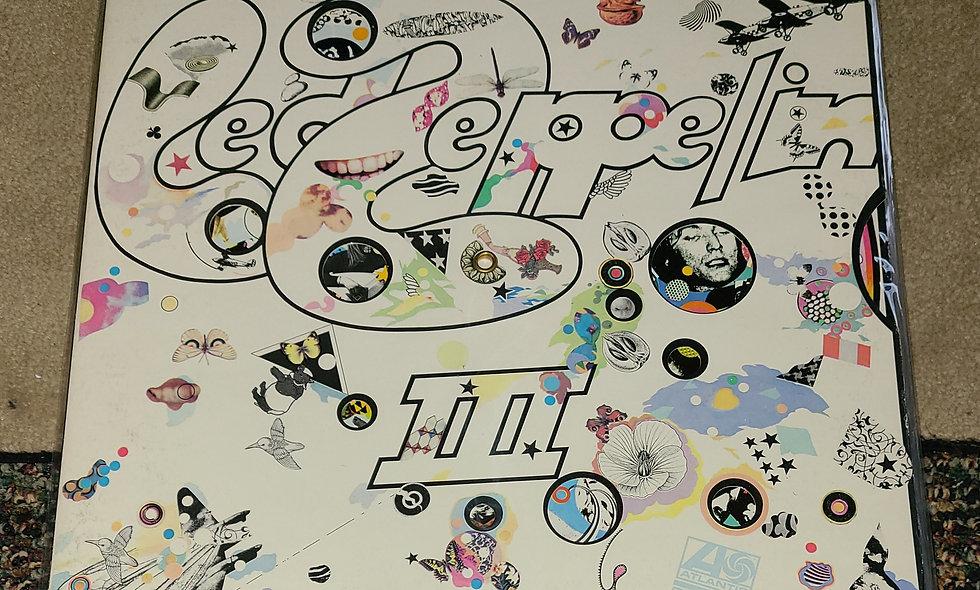 Led Zeppelin : III - Atlantic / Good / Rock