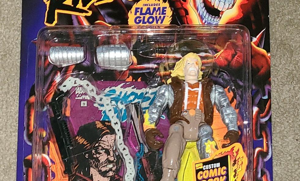 Marvel : Armored Blaze : Ghost Rider : ToyBiz 1996