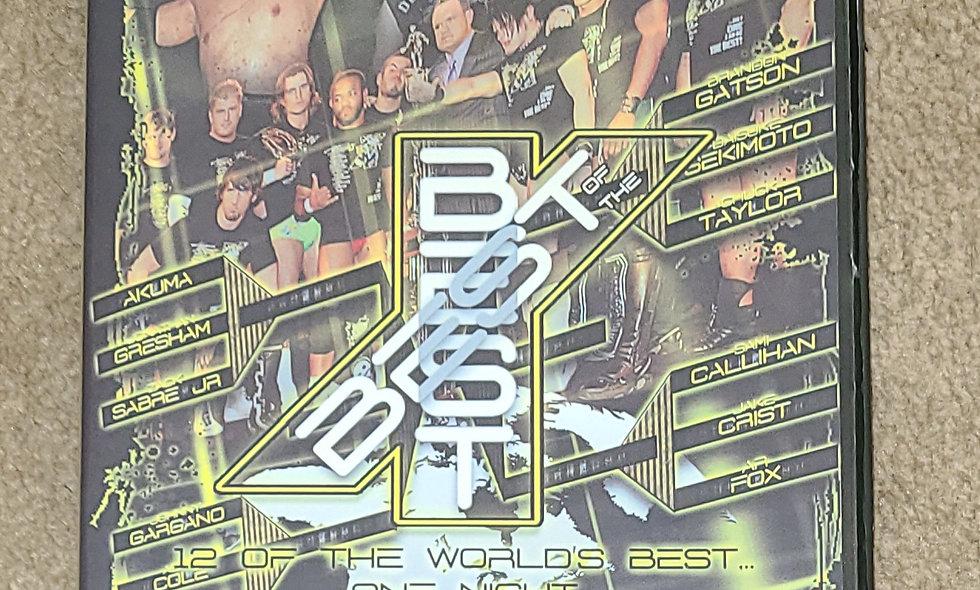 CZW - Best Of The Best 10 : 4/9/11 - Deathmatch Dvd