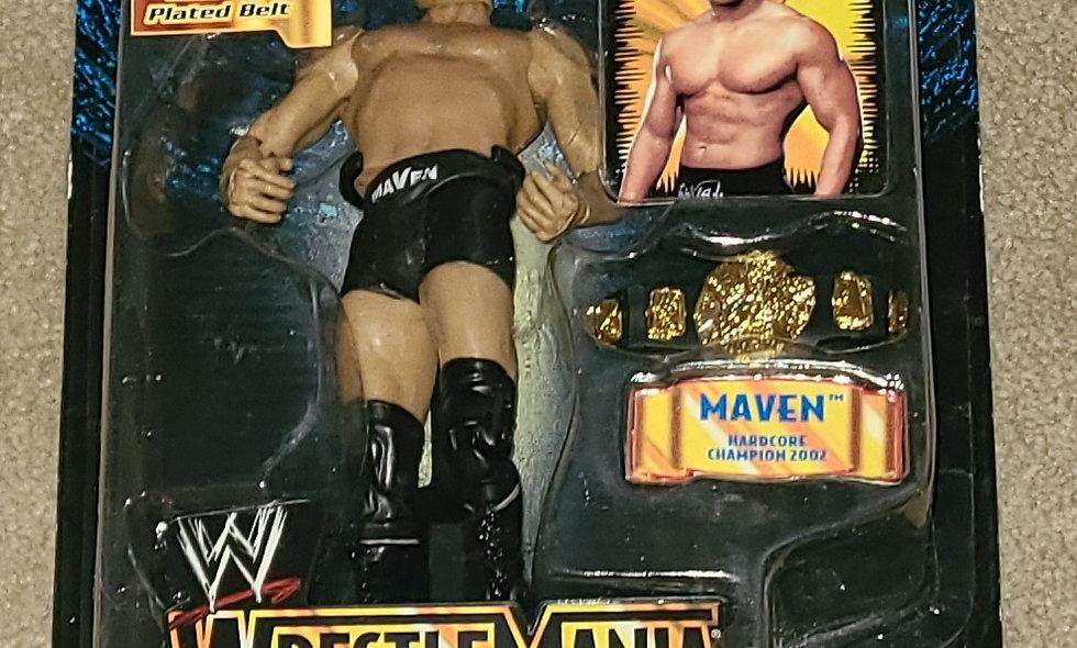 WWE : Wrestlemania 18 : Maven - Jakks 2002