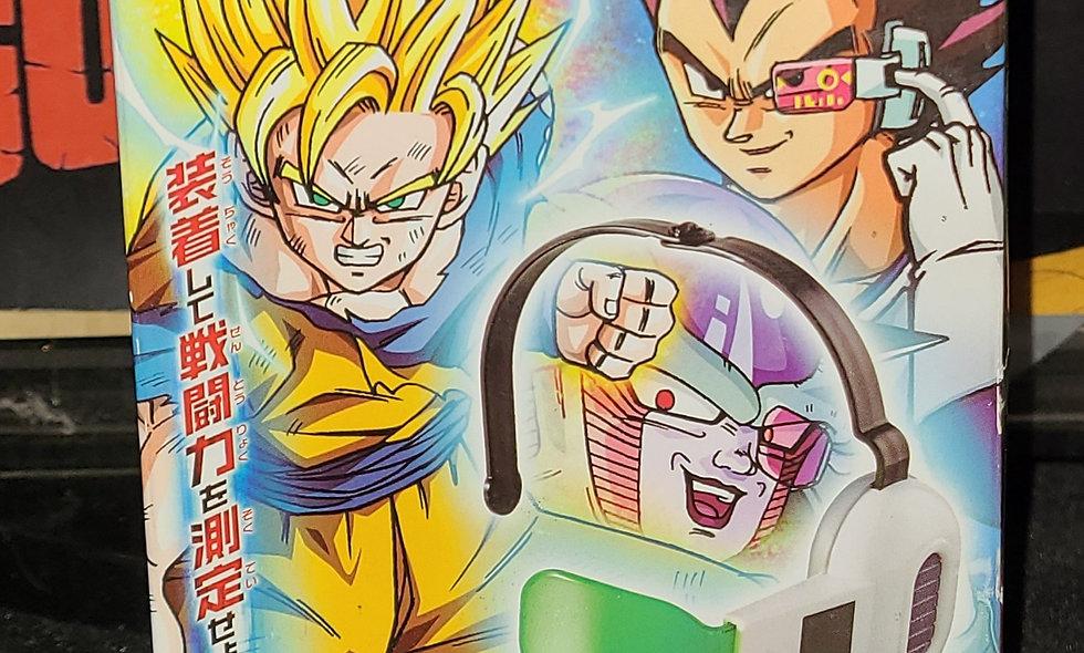 Dragon Ball Z : Scouter - Green Version Bandai
