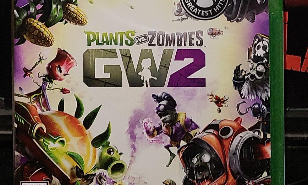 Xbox One - Plants vs Zombies : GW2 - *NEW