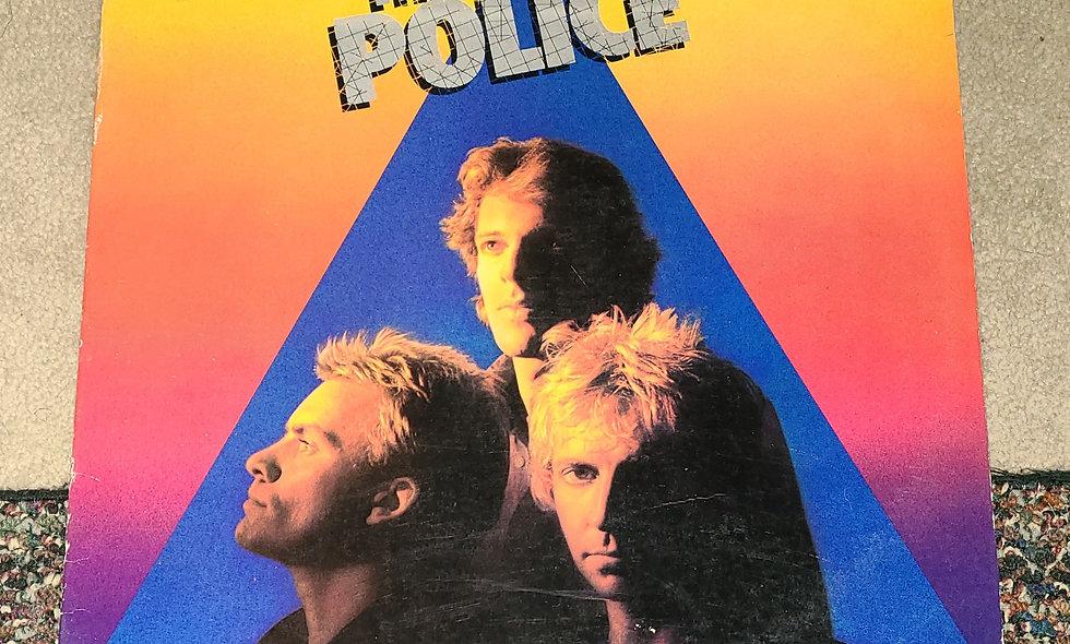 The Police : Zenyatta Mondatta - A&M / Good / 1980 / Rock