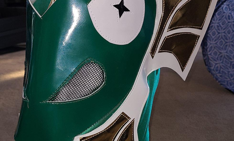 Estonian Thunderfrog  - Lucha Mask  : Chikara Shop