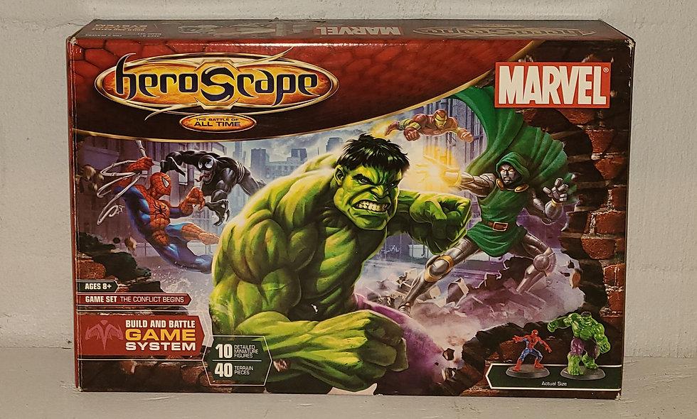 Heroscape - Marvel - Hasbro 2007 - NEW