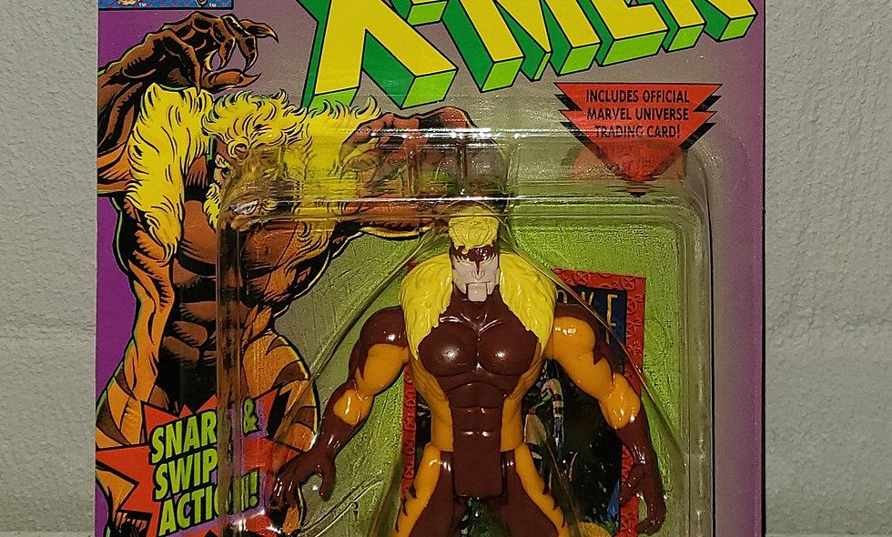 X-Men - The Uncanny - Sabretooth - 1993 Toy Biz