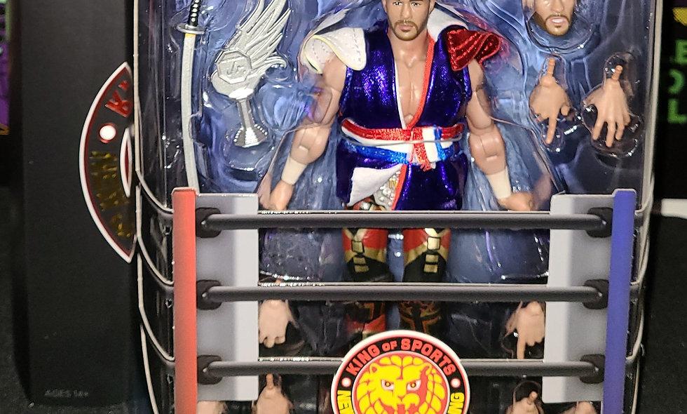 NJPW - Will Ospreay Figure - Super 7
