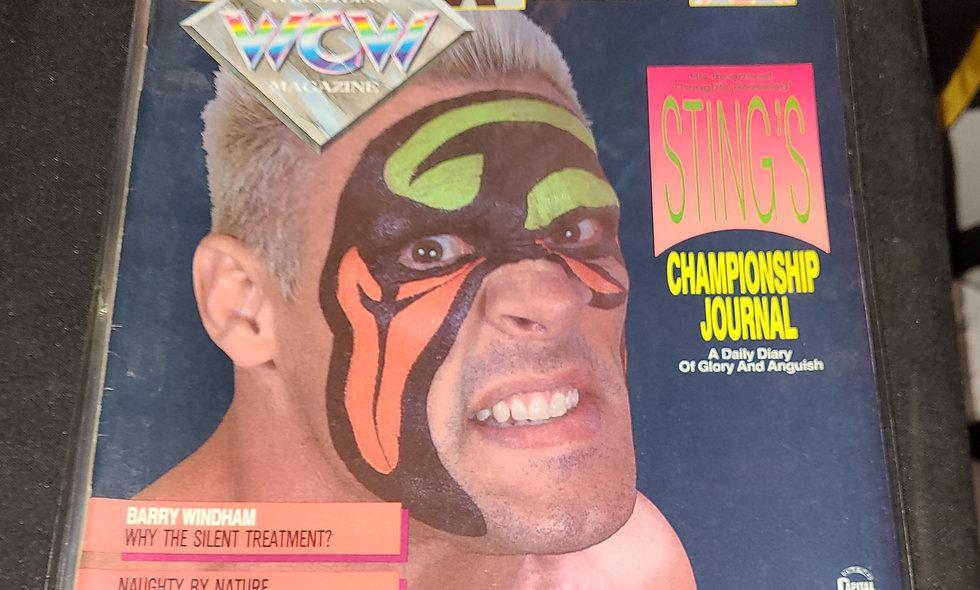 WCW Magazine : July 1993