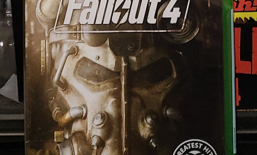 Xbox One - Fallout 4 - *NEW