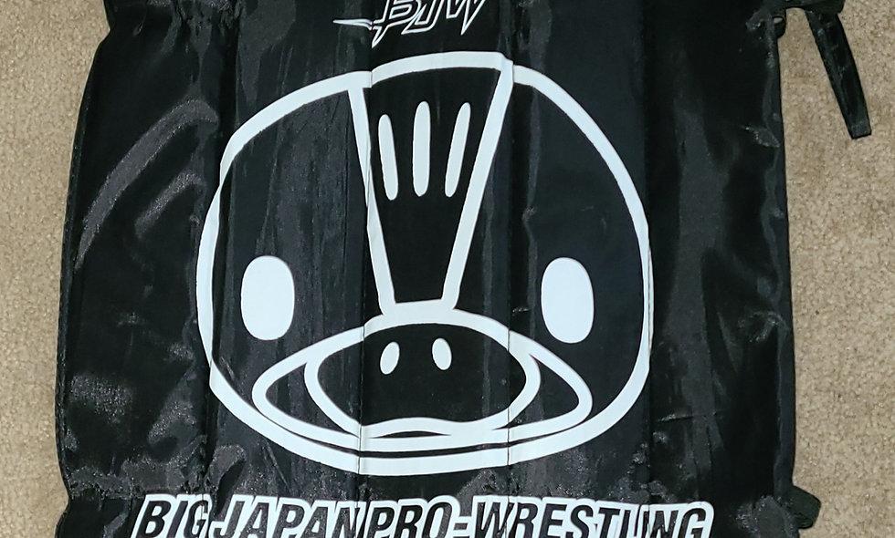 BJW : Foldable Seat Cushion - Deathmatch Wrestling