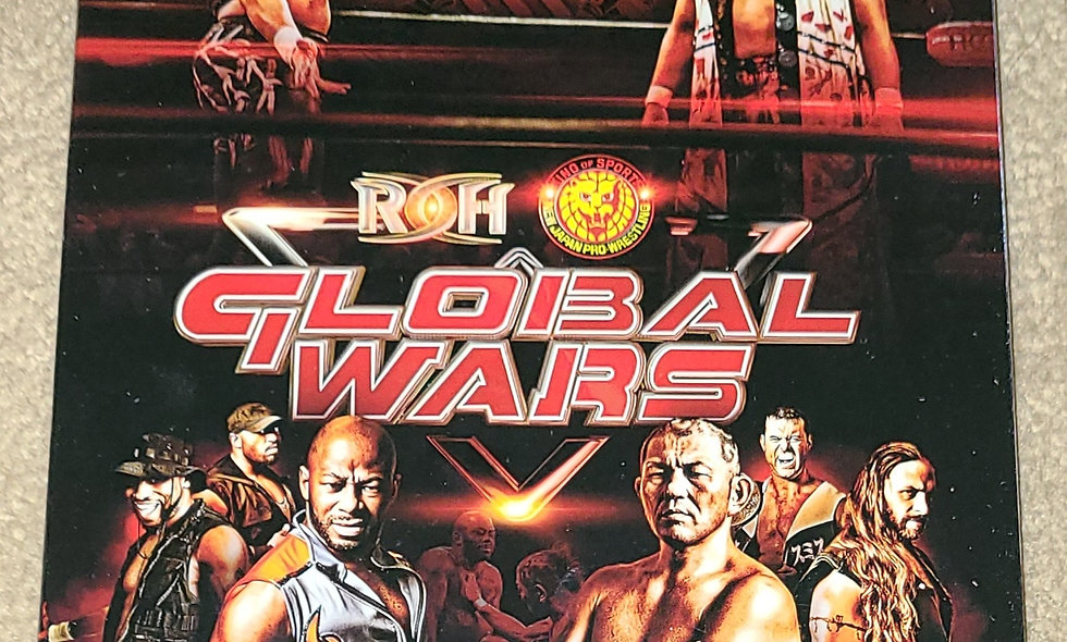 ROH - Global Wars - 10/15/2017 - Chicago