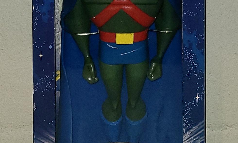 "Justice League - Martian Manhunter - 10"" Figure - Mattel 2003"
