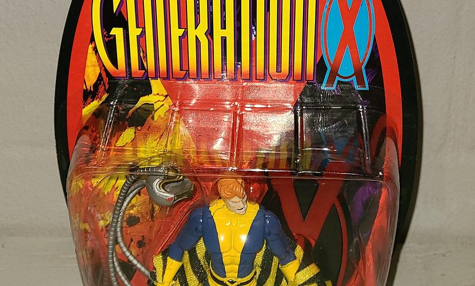 X-Men - Generation X - Banshee - 1996 Toy Biz