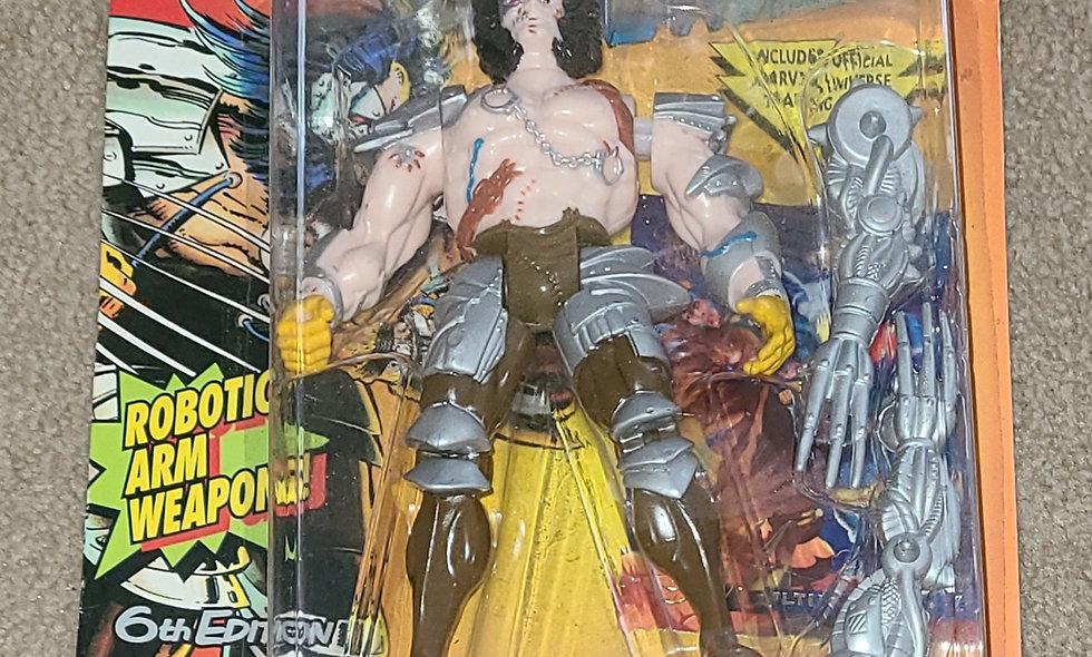 Marvel : Robot Wolverine (Albert) : X-Men - 6th Edition : ToyBiz 1994