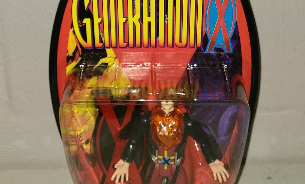 X-Men - Generation X - Chamber - 1996 Toy Biz
