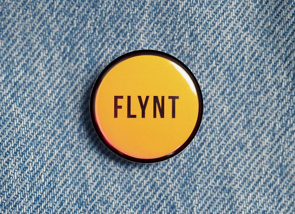 'FLYNT' Badge