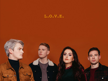 L.O.V.E. is Out Now!