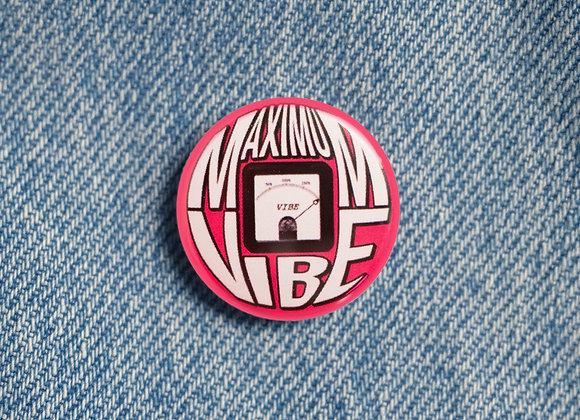 'Maximum Vibe' Badge