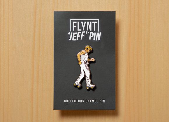 Collector's Enamel 'Jeff' Pin
