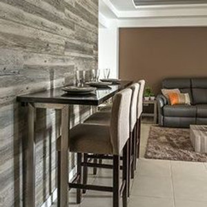 Tiled Walls Can Make As Big Or Little Of A Statement You Want The Options Are Endless When It Comes To Choosing Tiles For Space In Modern Living