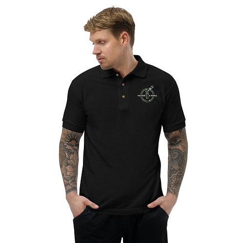 Protein & Vodka - Polo T-Shirt