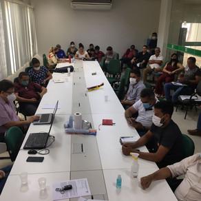 Prefeitura de Capixaba participa de capacitação do Programa Titula Brasil
