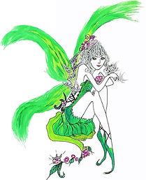 Bijoux ailes de fées - Le Sentier des Fées
