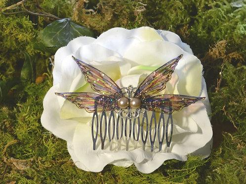 Grand Peigne ailes de Fée Victoria
