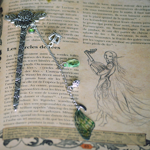 Marque page aile de fée Lysea