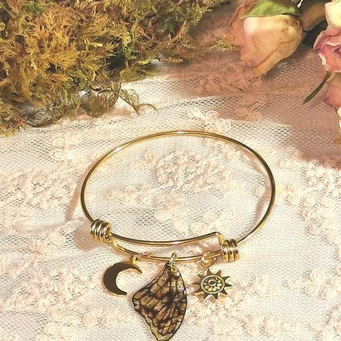 Bracelet Aile de fée Lysea