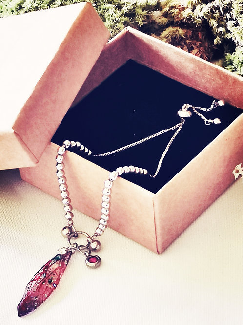 Bracelet Aile de Dryade