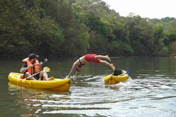 Go Pro Kayaking