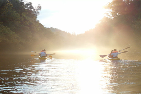 Kayak Chacra del Agua Moconá
