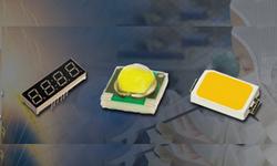 LED components 21