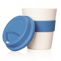 Change Climate reusable BPA Free Coffee Cup