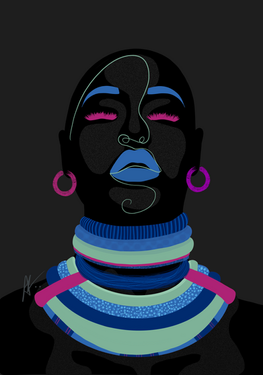 The Regal Woman