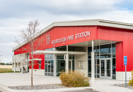 Sourdough Fire Station