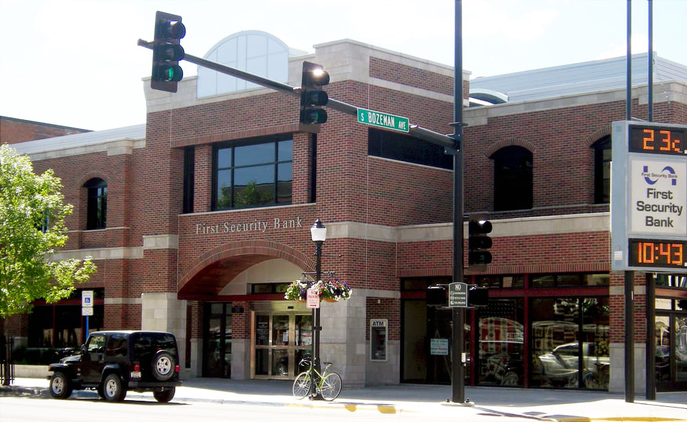 First Security Bank | Main Street