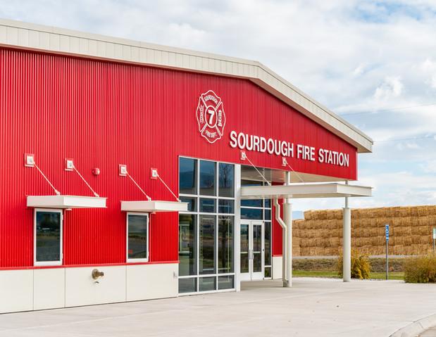 Sourdough Fire Station