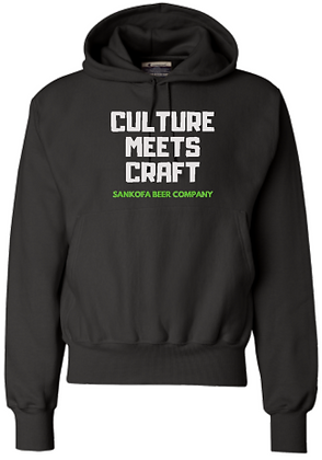 Culture Meets Craft Heavyweight Hoodie