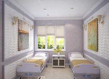 Палата в клиники пластической хорургии в г. Москва, для клиники Sharm gold