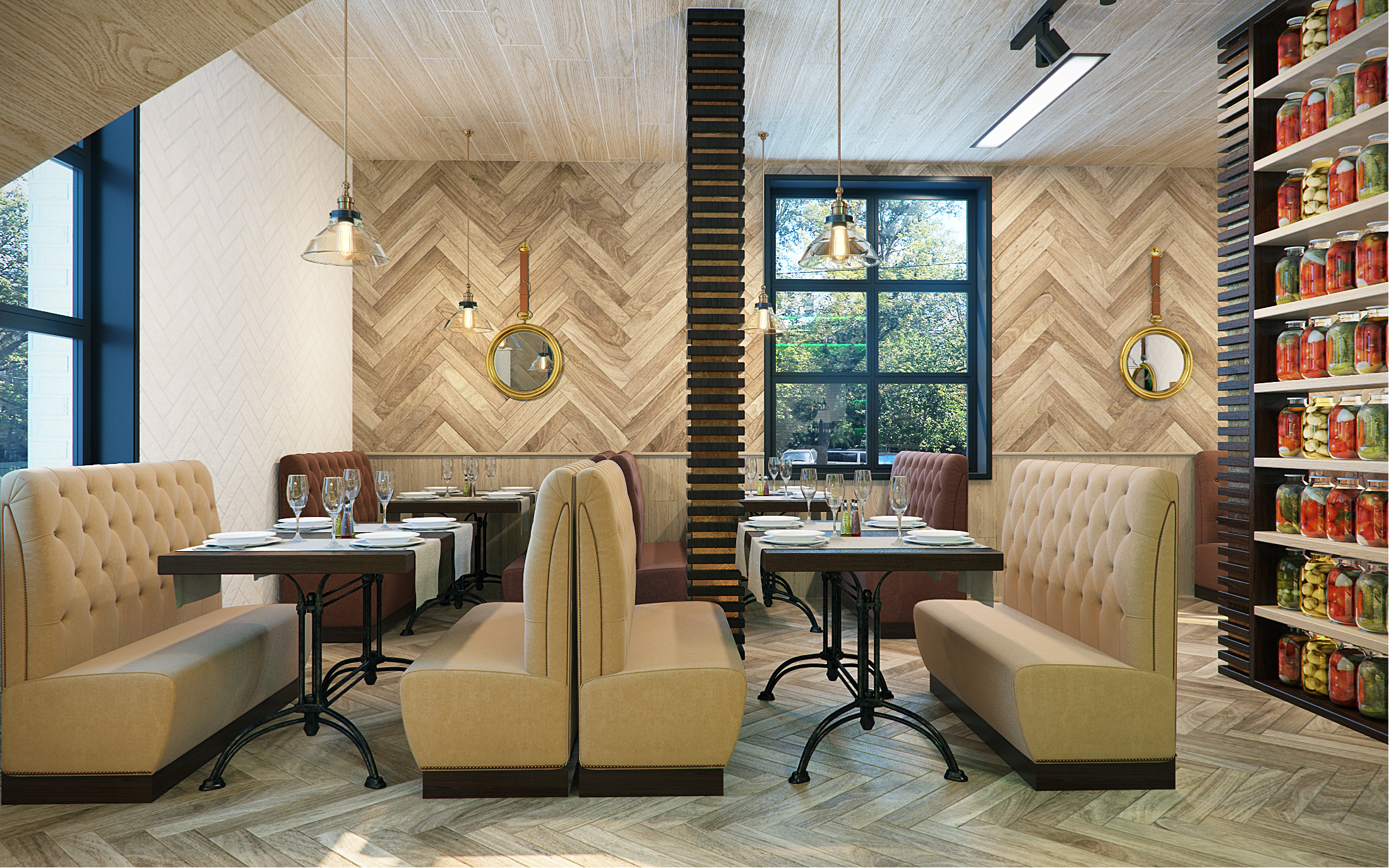 Дизайн ресторана в г.Чита