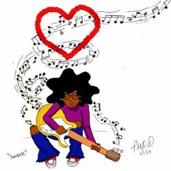 🎶❤️Somber_ - ❤️🎶_#music #guitar #playi