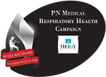 silver trumpet media relations business to consumer-PN Medical Respiratory Health Campaign