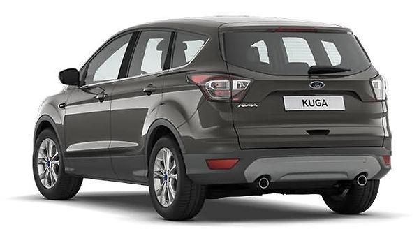 Ford kuga 5 portes, manuel, climatisé