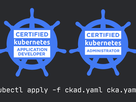 How to get the CKAD certificate.