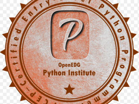 Certified Entry-Level Python Programmer Certification- Demo Questions with explanation