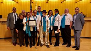 Gandhi Team Receives Commendation From Mayor Sam Liccardo