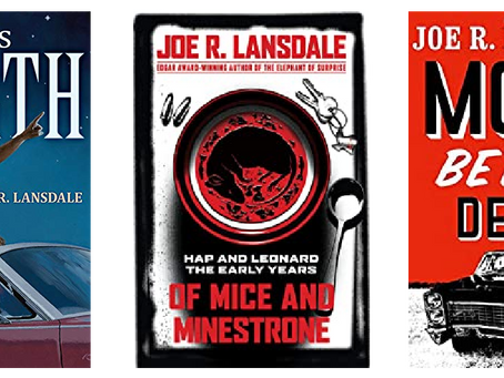 Joe R. Lansdale is 🔥.