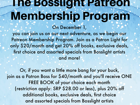 Bosslight Patreon Membership Program